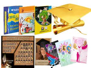 agendas diplomas menciones anuarios mosaicos escolares colegios bogota