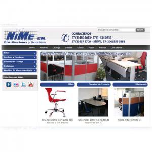 Muebles Oficinas Bogotá decoración sillas escritorios remodelación